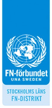 FN Logo Stockholm Distrikt